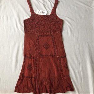 Coline summer strap Dress XL